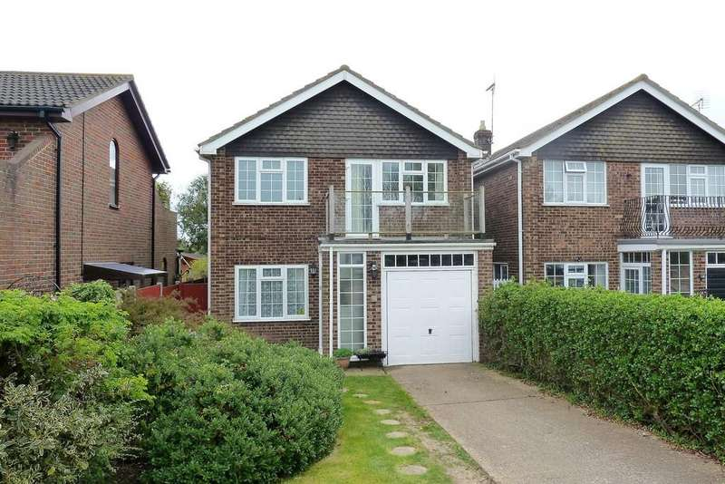4 Bedrooms Detached House for sale in Reculver Drive, Herne Bay