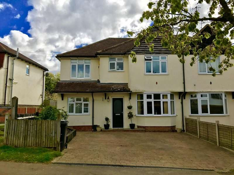 4 Bedrooms Semi Detached House for sale in North Street, Barming, Maidstone