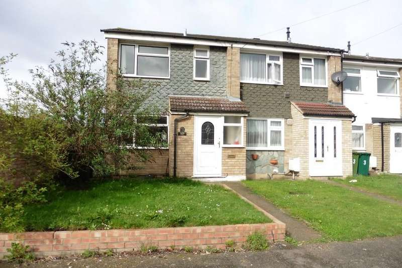 3 Bedrooms End Of Terrace House for sale in Fulwood Court, Long Lane, Stanwell, TW19