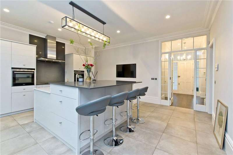 5 Bedrooms Semi Detached House for sale in St. Peters Road, Richmond, St Margarets, TW1