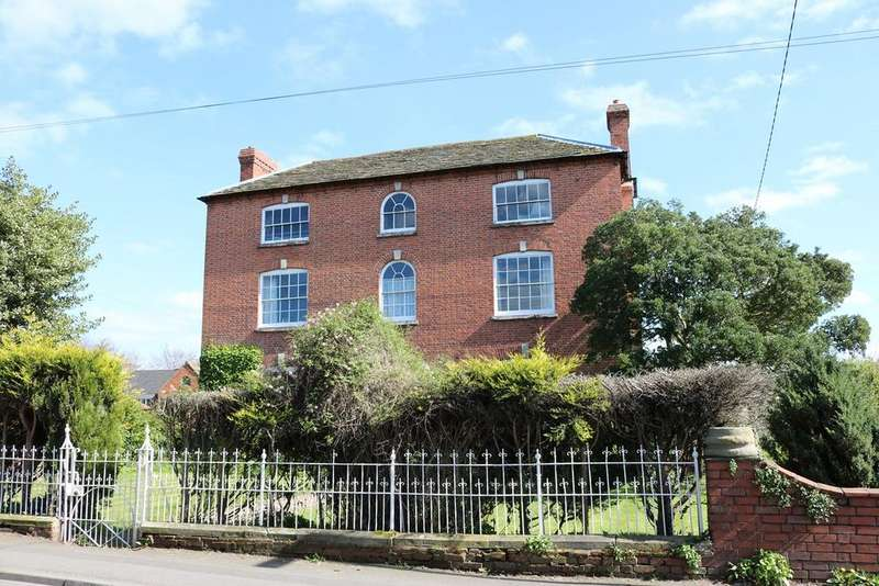 7 Bedrooms Detached House for sale in Station Road, Credenhill, Hereford, HR4