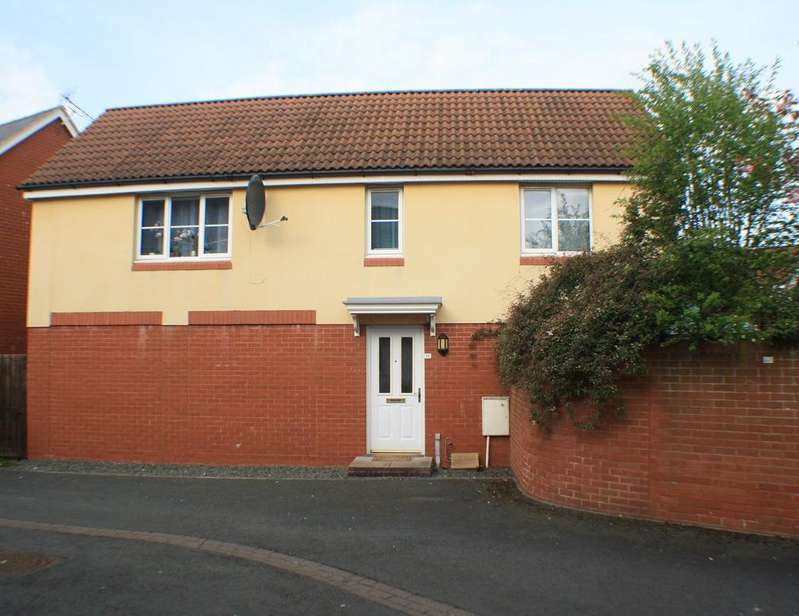 2 Bedrooms Apartment Flat for sale in Mayflower Drive, Saxon Gate, Hereford, HR2
