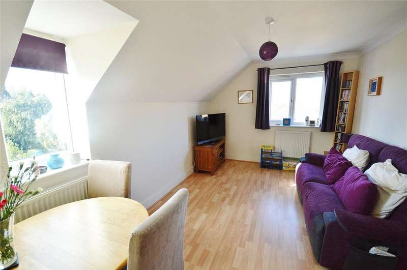 2 Bedrooms Apartment Flat for sale in Midsummer Lodge, 22 Sheepcot Lane, Watford, Hertfordshire, WD25