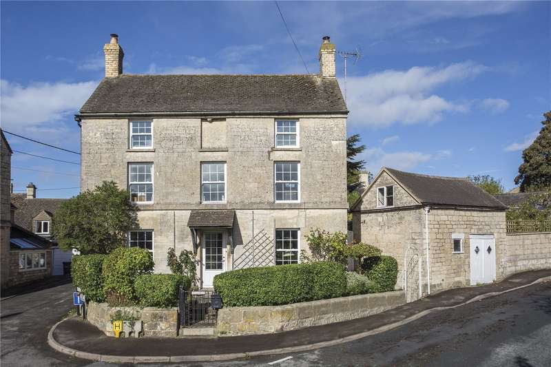 5 Bedrooms Semi Detached House for sale in Gloucester Street, Painswick, Stroud, Gloucestershire, GL6