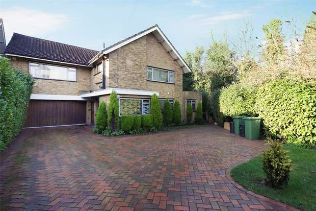 6 Bedrooms Detached House for rent in West Road, Ealing
