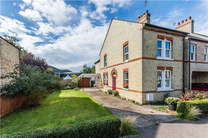 3 Bedrooms Detached House for sale in New School Road, Histon, Cambridge