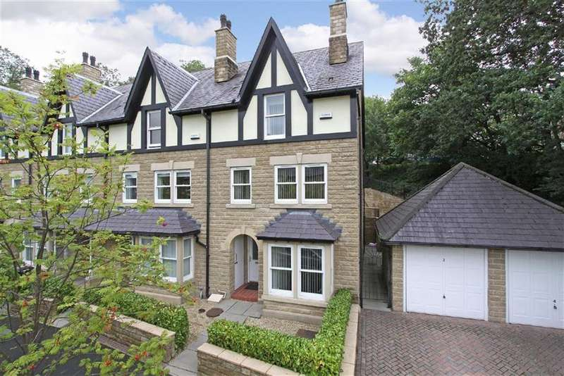 5 Bedrooms Town House for sale in Portland Crescent, Harrogate, North Yorkshire
