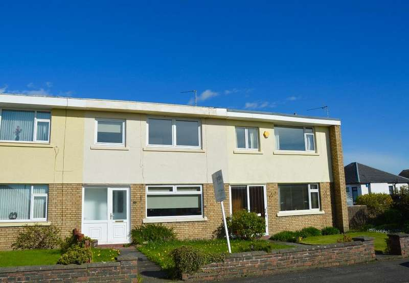 3 Bedrooms Terraced House for sale in Bellrock Avenue, Prestwick, Ayrshire, KA9 1SQ