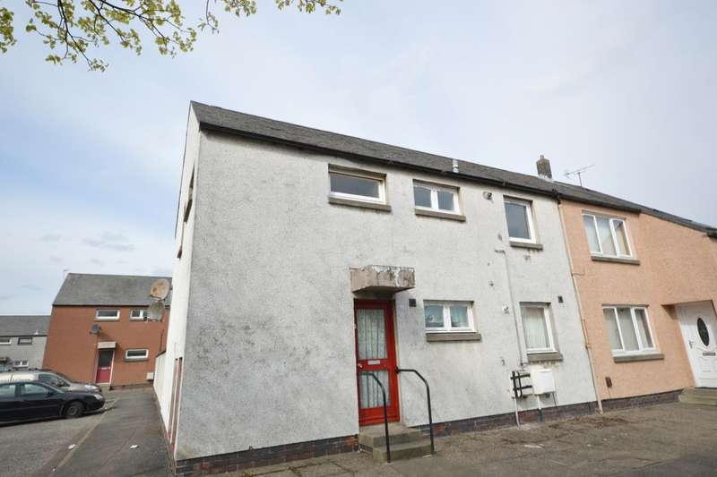 1 Bedroom Flat for sale in Garry Place, Grangemouth, FK3