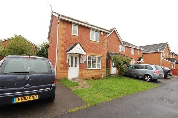 3 Bedrooms Semi Detached House for sale in Woodhurst Crescent, Dovecot, Liverpool