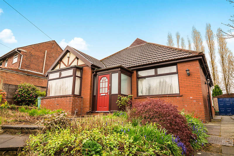2 Bedrooms Detached Bungalow for sale in Hilton Lane, Worsley, Manchester, M28