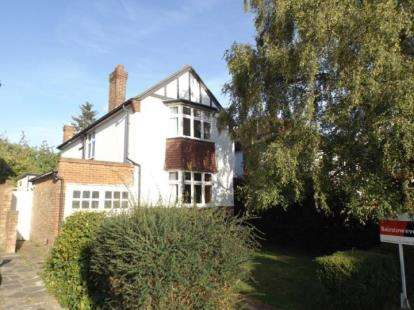 3 Bedrooms Detached House for sale in Mountway, Potters Bar, Hertfordshire