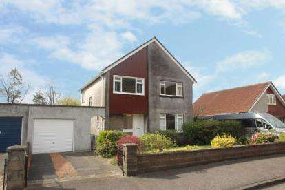 3 Bedrooms Detached House for sale in Lipney, Menstrie