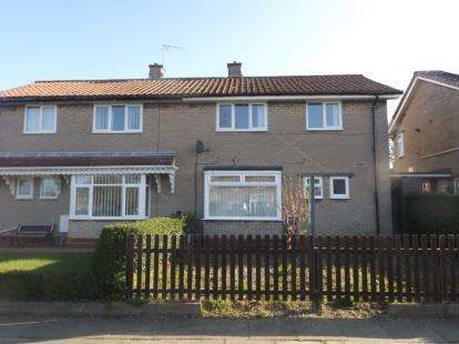 3 Bedrooms Semi Detached House for sale in Rosedale Crescent, Darlington, County Durham