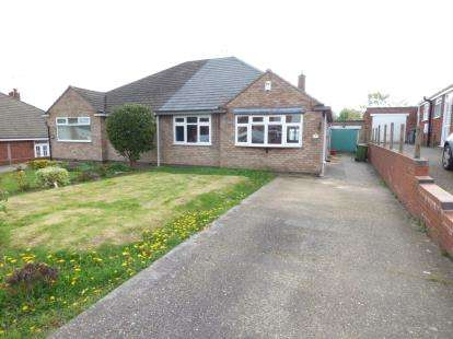 2 Bedrooms Bungalow for sale in Harrow Road, Whitnash, Leamington Spa