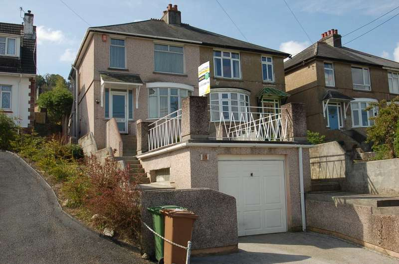 3 Bedrooms Semi Detached House for sale in Underlane, Plympton
