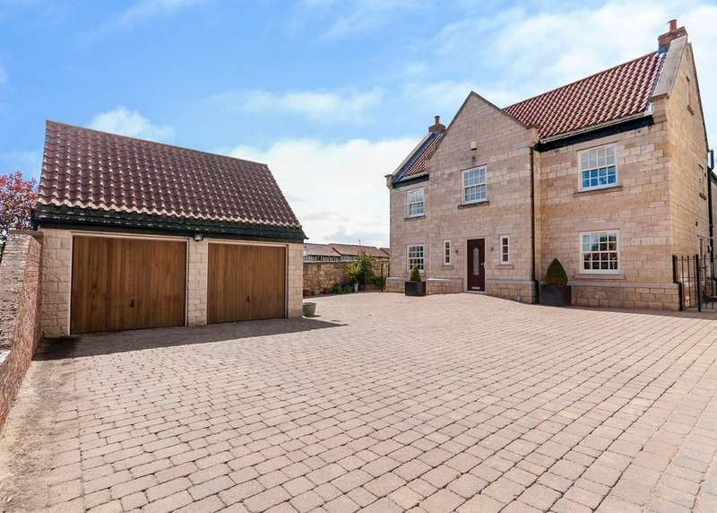 5 Bedrooms Detached House for sale in Maltkiln Farm Court, Braithwell