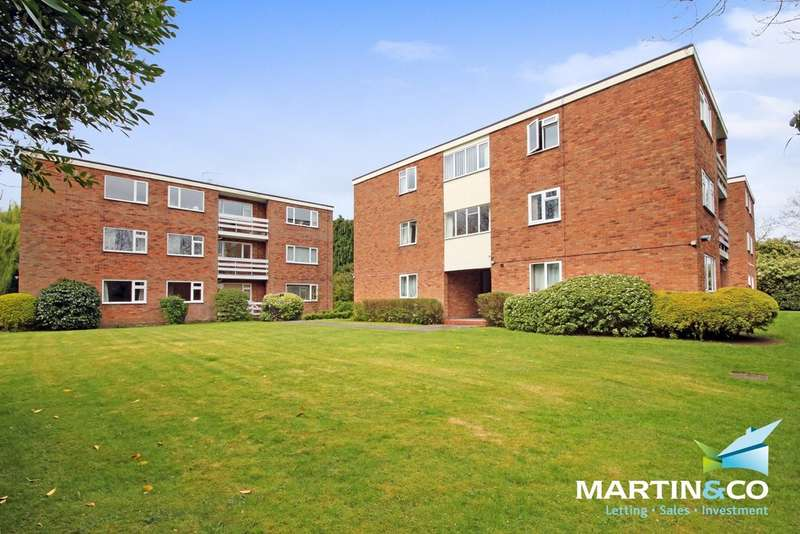 1 Bedroom Flat for sale in Millmead Lodge, Wake Green Road, Moseley, B13