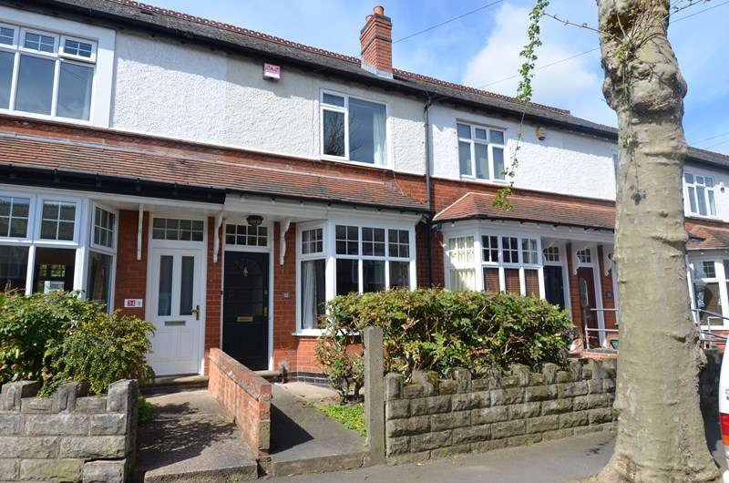 2 Bedrooms Terraced House for sale in Beechwood Road, Kings Heath, Birmingham