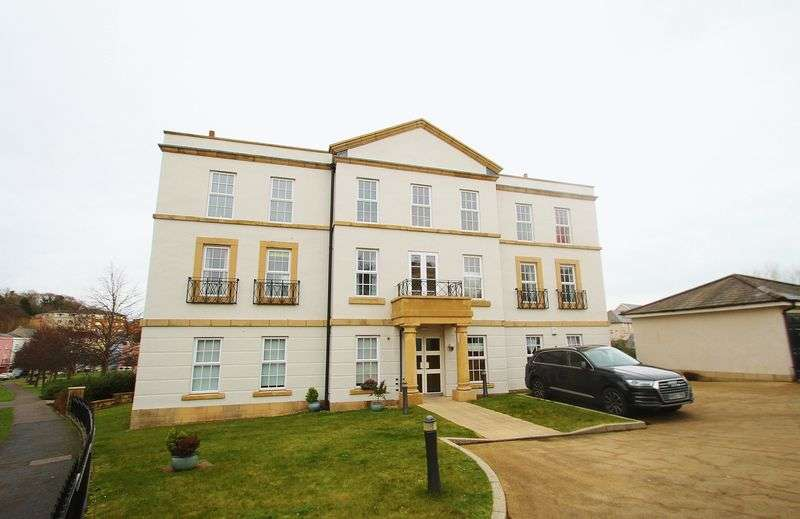 2 Bedrooms Flat for sale in Burlington Road, Portishead