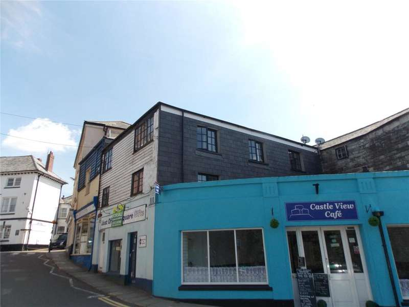 1 Bedroom Flat for sale in Broad Street, Launceston, Cornwall