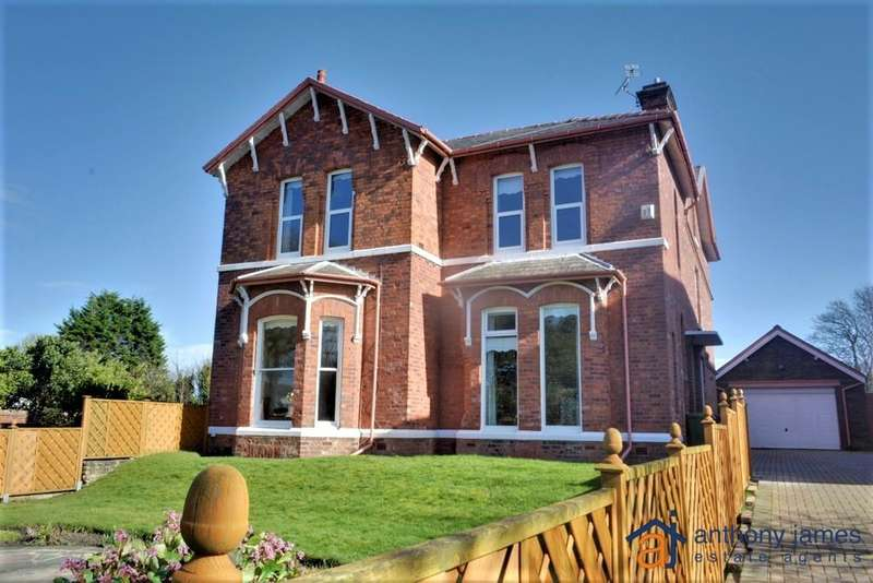 4 Bedrooms House for sale in Westcliffe Road, Birkdale, Southport, PR8 2BL
