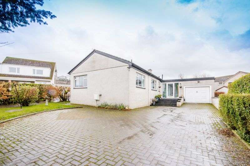 4 Bedrooms Detached Bungalow for sale in Broom Lea, Main Street, Saline