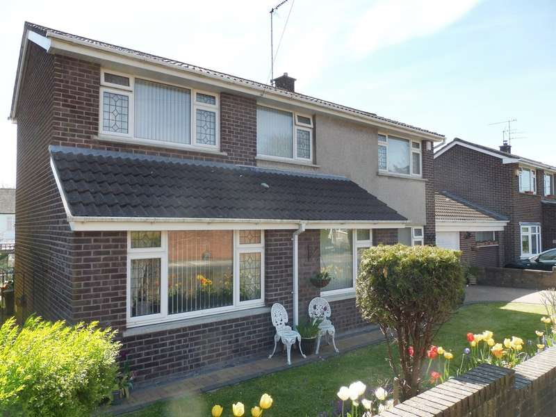 3 Bedrooms Link Detached House for sale in Chapel Close, Dinas Powys