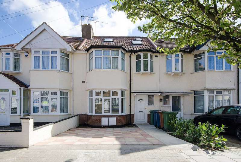 1 Bedroom Flat for sale in Malvern Gardens, Kenton, HA3