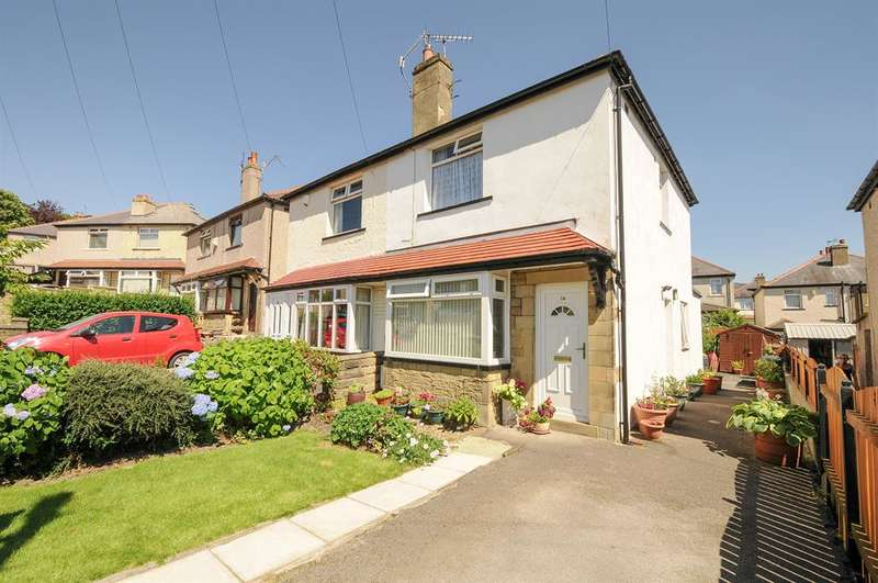 3 Bedrooms Semi Detached House for sale in Grange Grove, Riddlesden