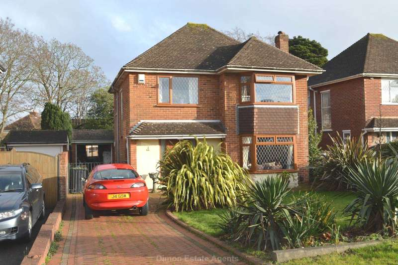 4 Bedrooms Detached House for sale in The Paddock, Alverstoke