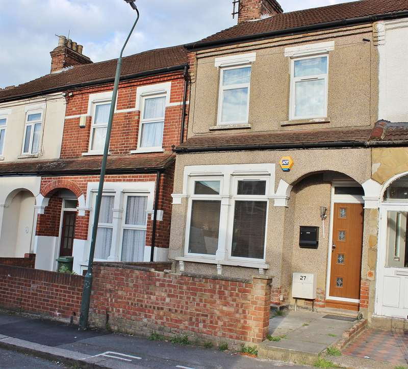 3 Bedrooms Terraced House for sale in Sheridan Road, Belvedere, Kent, DA17 5AR