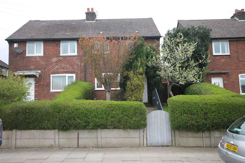2 Bedrooms Semi Detached House for sale in Highfield Road, Farnworth, Bolton, BL4 9RY