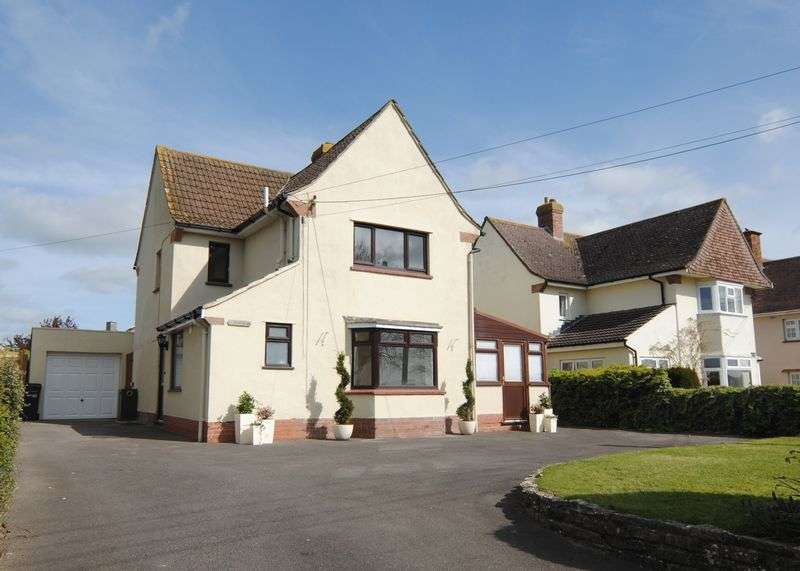 4 Bedrooms Detached House for sale in Langport Road, Somerton