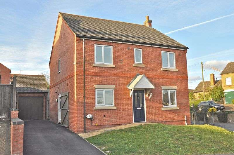 4 Bedrooms Detached House for sale in Wharrad Close, Bidford-on Avon, B50 4FR