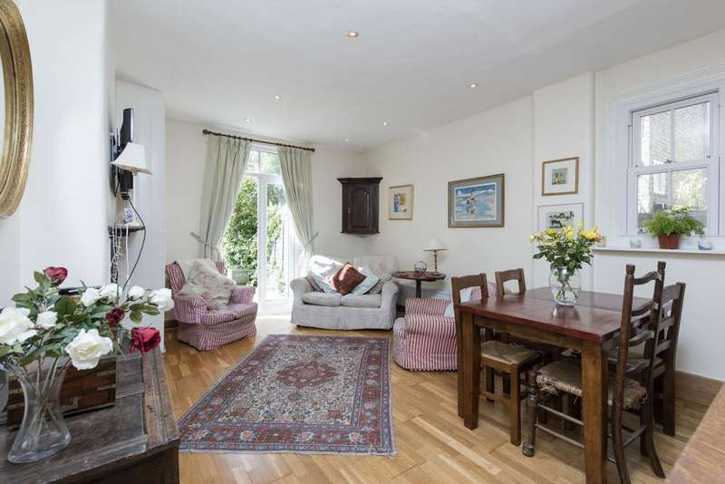 2 Bedrooms Flat for sale in Hambalt Road, SW4