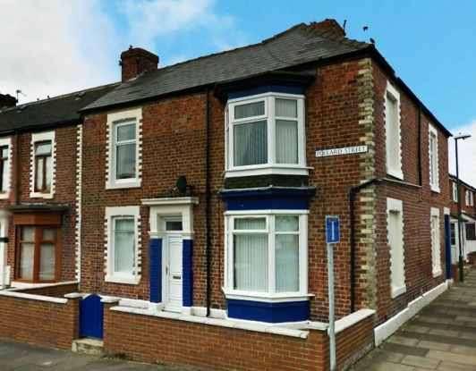 2 Bedrooms Flat for sale in Pollard Street, Newcastle, Tyne And Wear, NE33 2DP