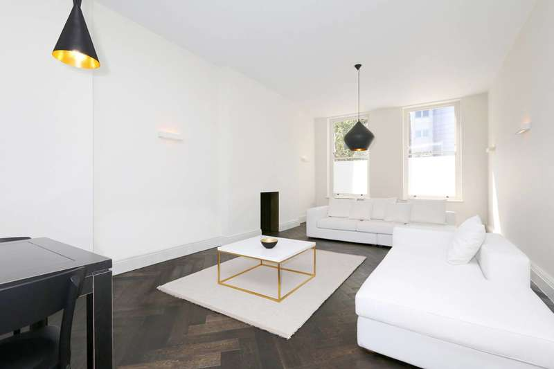 3 Bedrooms Maisonette Flat for sale in Guilford Street, Bloomsbury, WC1N