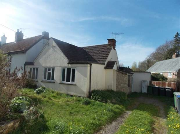 4 Bedrooms Semi Detached Bungalow for sale in High Street, Codford
