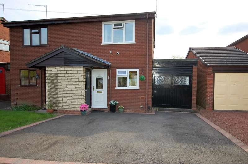 3 Bedrooms Semi Detached House for sale in Sweetbrier Drive , Stourbridge, West Midlands, DY8 4XZ
