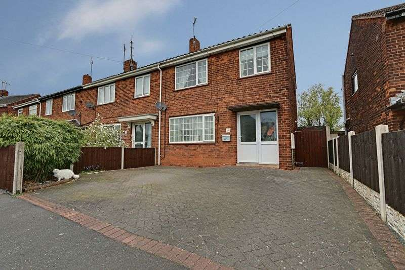 3 Bedrooms Terraced House for sale in Harrowdyke, Barton-Upon-Humber