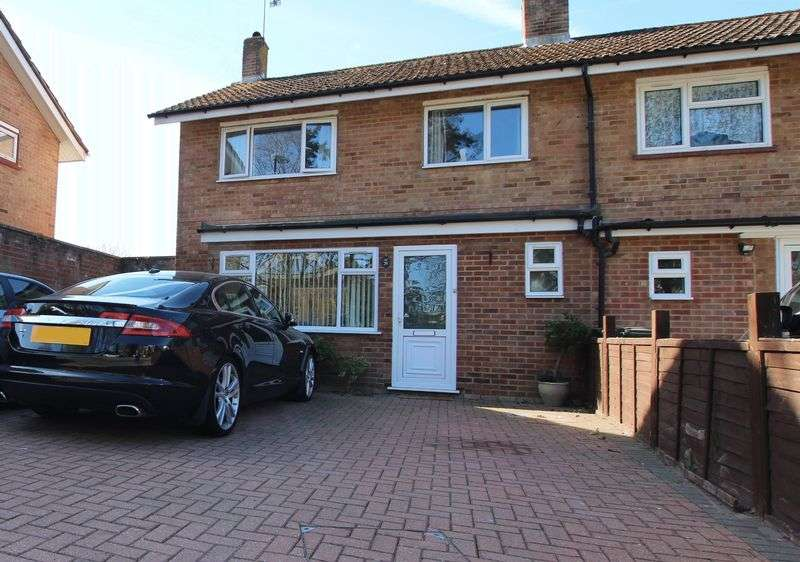 3 Bedrooms Semi Detached House for sale in Ifield Drive, Crawley