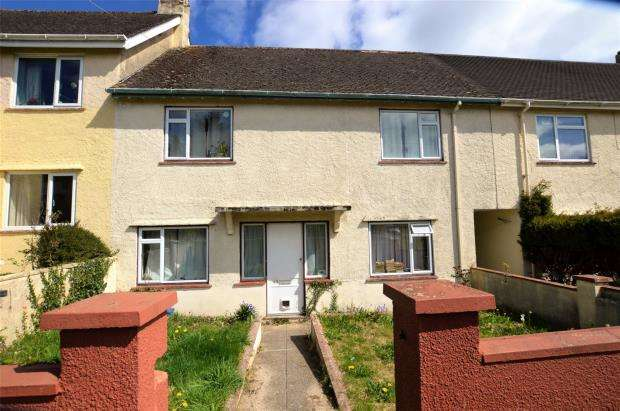 3 Bedrooms Terraced House for sale in Glebelands, Buckfastleigh, Devon