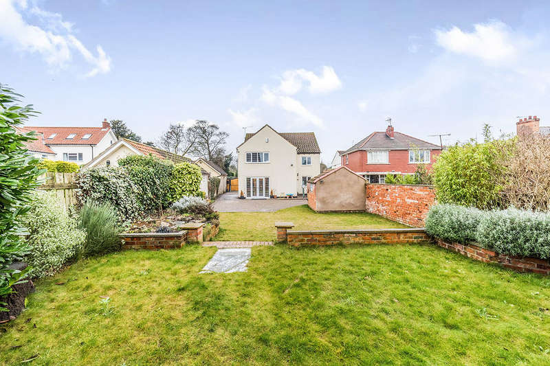 4 Bedrooms Detached House for sale in Church Street, Haxey, Doncaster, DN9