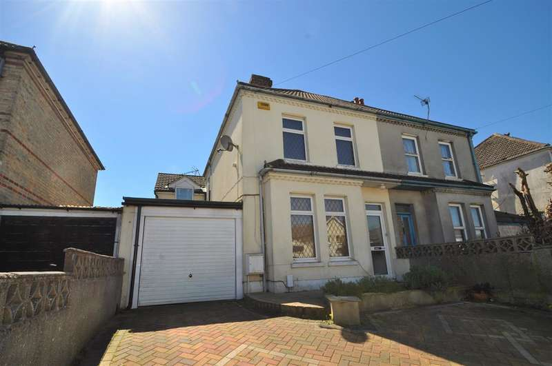 4 Bedrooms Semi Detached House for sale in Parkstone