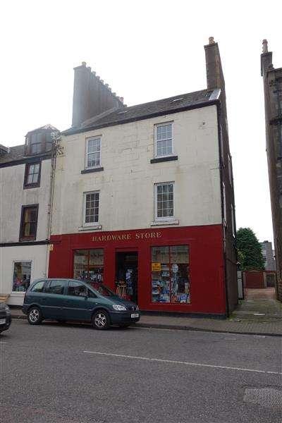 3 Bedrooms Maisonette Flat for sale in Longrow, Campbeltown
