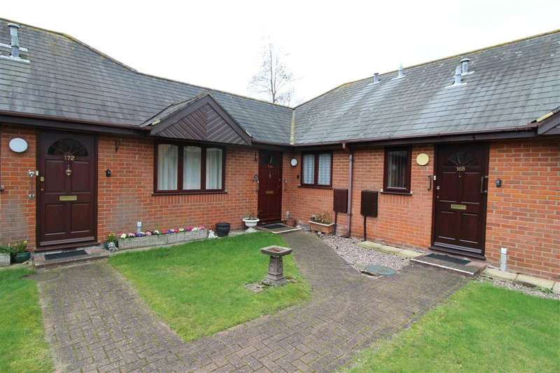 2 Bedrooms Bungalow for sale in Victoria Gardens, Colchester