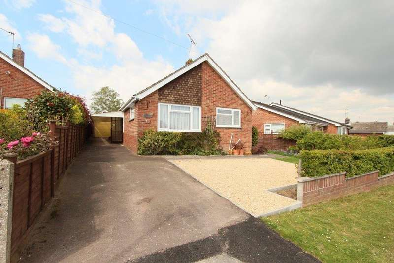 3 Bedrooms Detached Bungalow for sale in Yardley Road, Hedge End SO30