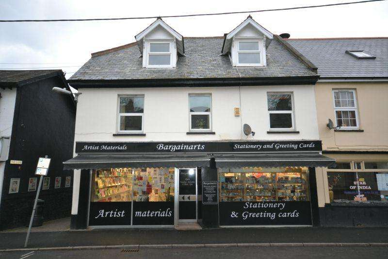 4 Bedrooms Maisonette Flat for sale in MILL STREET, OTTERY ST MARY