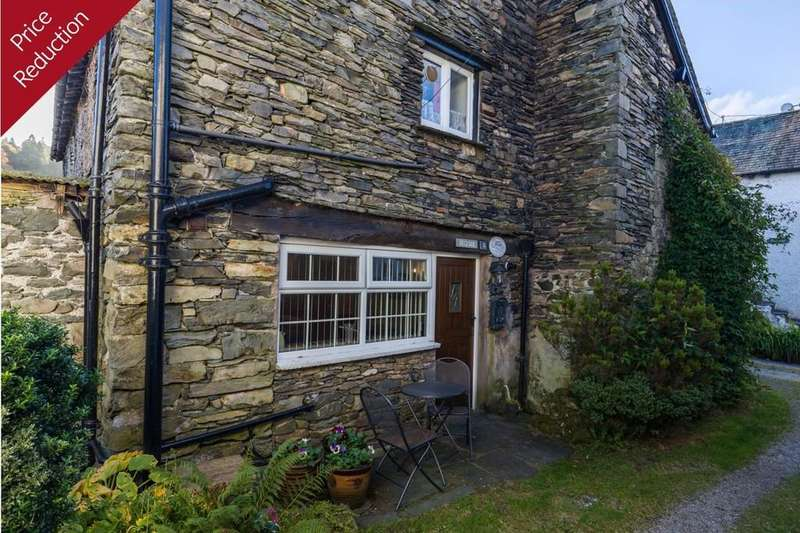 1 Bedroom Ground Flat for sale in Beckside, 7a Brook Street, Troutbeck Bridge, LA23 1HN